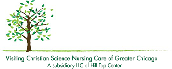 Logo for the Visiting Christian Science Nursing Care of Greater Chicago